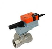 Запорно-регулирующие клапаны с электроприводами BELIMO