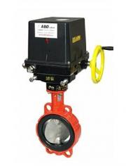 Межфланцевые дисковые затворы серии 900 ABO valve