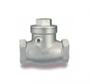 Клапан обратный из нержавеющей стали арт. 654 IVR