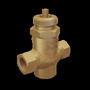 Клапан регулирующий 2-х ходовой L1S DN15-25; PN16