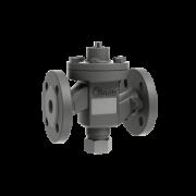 Клапан регулирующий 2-х ходовой H2F DN20-80, PN40