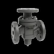 Клапан регулирующий 3-х ходовой  H3F, DN25-65, PN40