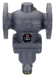 Сідельні регулюючі 2-х ходові клапани VFG 2/VFG 21