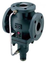 Сідельні регулюючі клапани 3-х ходові VFG33 / 34