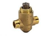 Сідельні регулюючі клапани 2-ходові, різьбові VZ2