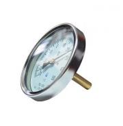 Термометри біметалічні ТБ з осьовим штуцером