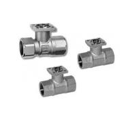 Двоходові регулюючі кульові клапани R..2, R..4, R..6 BELIMO