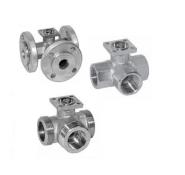 Трьохходові регулюючі кульові клапани R..3, R..5, R..7 BELIMO