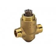 Седельные регулирующие клапаны 2-ходовые, резьбовые VZ2