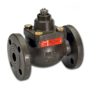 Сідельні регулювальні 2-х ходові клапани VВ2