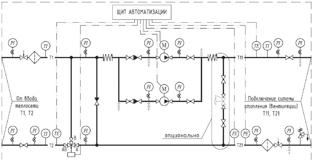 схема мб 11